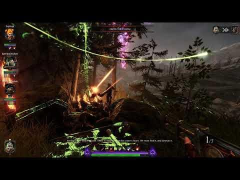 Warhammer Vermintide 2 Avagy a káosz erőszakoló kecskéi!