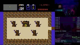 Legend of Zelda: (Any% No Up+A) 34:18