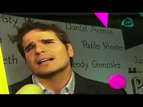 Daniel Arenas aceptan que lo relacionen con Maite Perroni