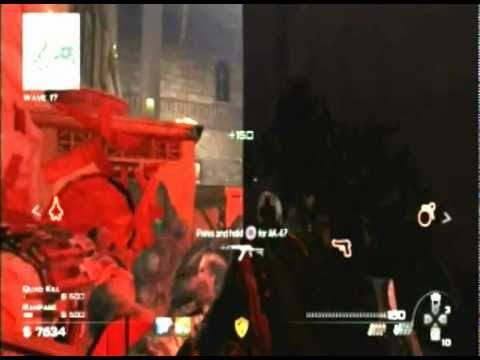 COD MW3 survival Barrier glitch. Sanctuary. []GODMODE[]