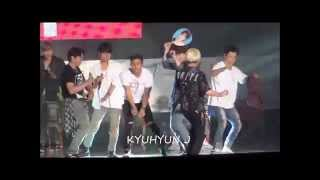 [FANCAM] 20150919 SUPER CAMP DANCE DONGHAE HEECHUL (轉載請註明出處)