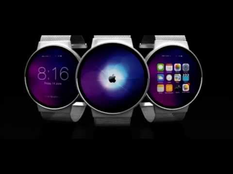 New gadgets 2014 Top 5 Apple iWatch consept apple