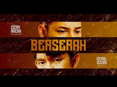 Download Zizan Razak feat. Ismail Izzani - Berserah [Official Lyric Video] Mp4 baru
