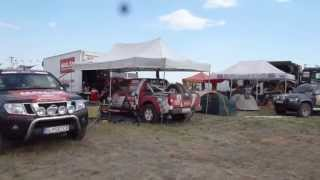 Дневник Silk Way Rally 2013 (8 июля, бивуак в Волгограде)