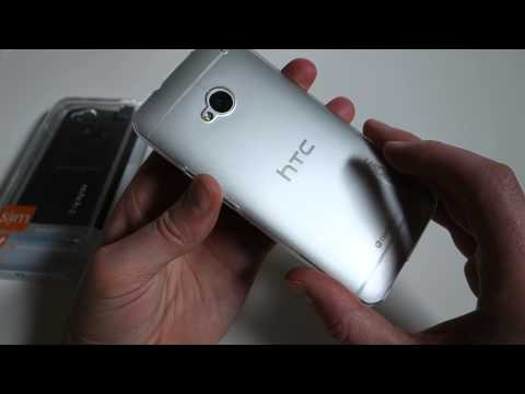 Case Review:  Clear Ultra Thin Air Spigen Case for the HTC One