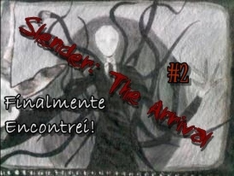 Slender: The Arrival - Achando as 8 Paginas
