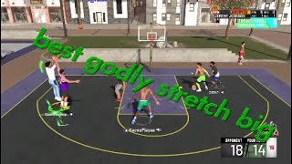 Godly stretch big mixtape#1