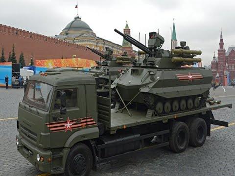 Передовой танк отправлен в Сирию, подтверждает Россия