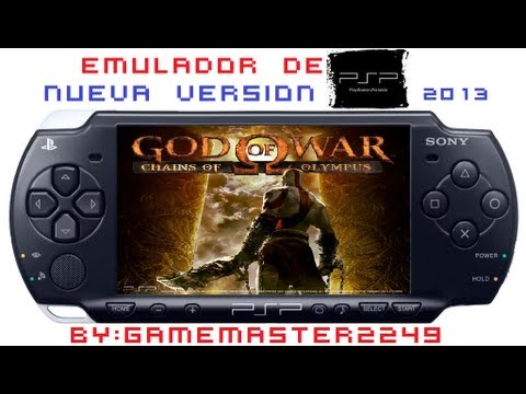 Emulador De PSP (Nueva Version 2013) + JAVA Ultima version.