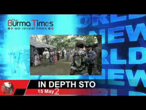 Burma Times Daily News 15.0.2015