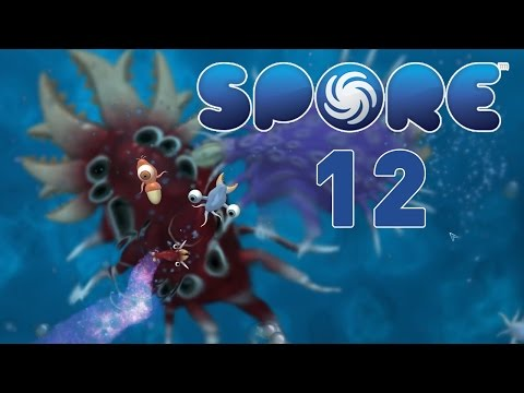 Прохождение SPORE: #12 - АТАКУЕМ ВЕРУЮЩИХ!