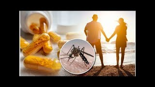 ༊Best supplement to take before you travel: This vitamin can help prevent mosquito bites