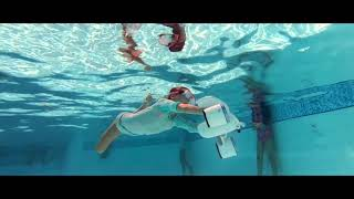 SUBLUE WhiteShark MIX Underwater Scooter - Fly in water - Best DPV for diving and snorkeling