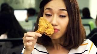 Khám phá dầu ăn KFC!!!