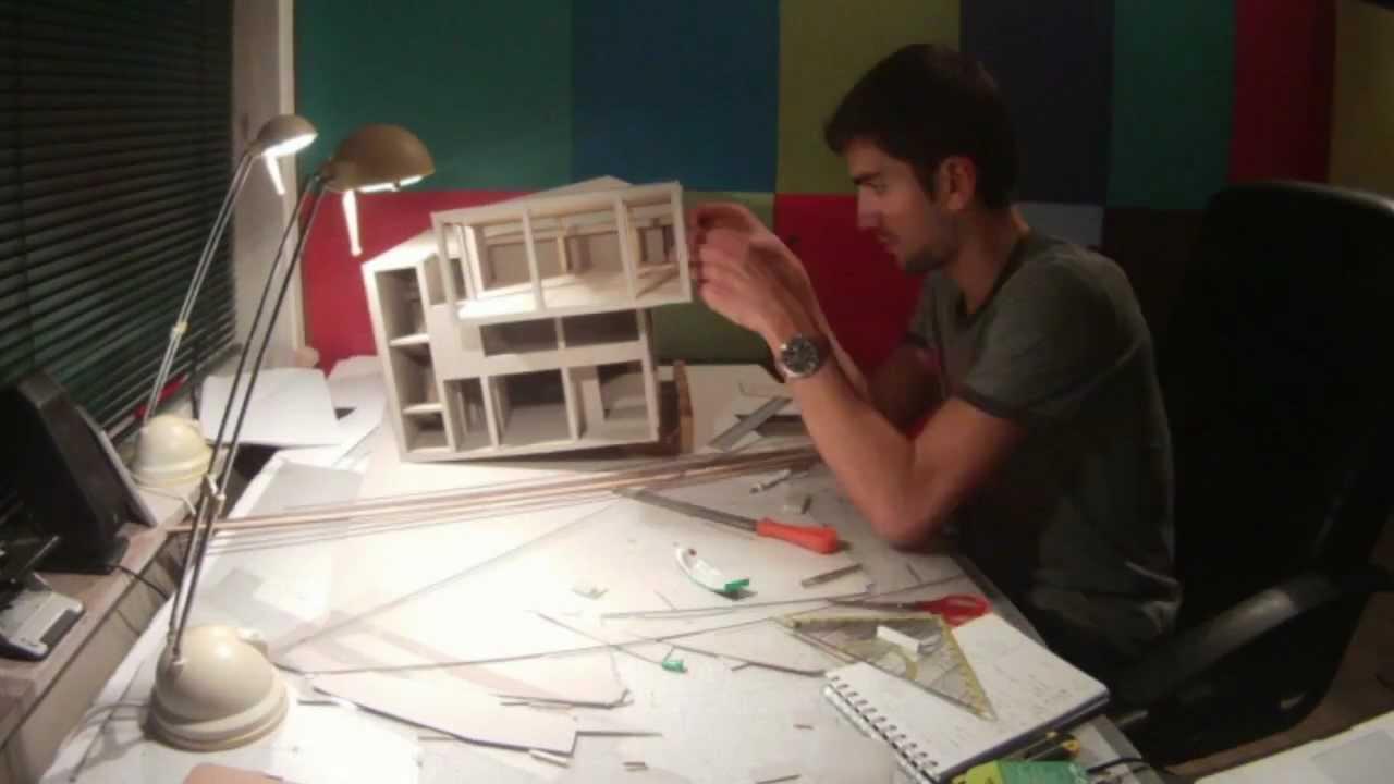 cr ation maquette maison de quartier acc l r e x50 loci ucl bxl youtube. Black Bedroom Furniture Sets. Home Design Ideas