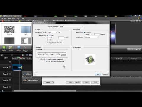 Camtasia Studio 8: os 2 melhores formatos para renderizar (exportar) vídeos (na minha opinião)