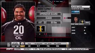 San Francisco 49ers Draft 2010 - First 5 Picks