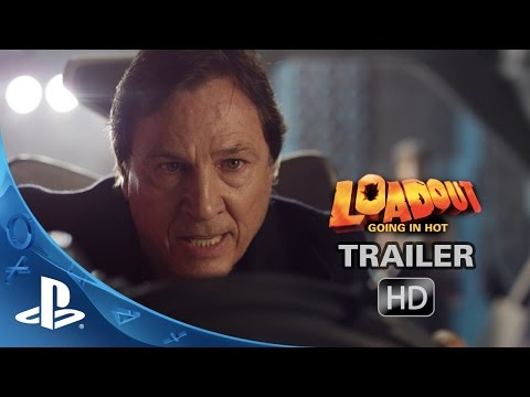 Loadout: Going In Hot - Live Action Teaser Trailer | Ps4 video