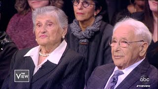 Holocaust Survivors Recount Experience And Finding Love, Part 2| The View