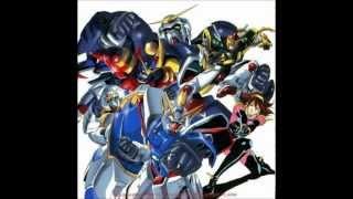 Gundam G Round 2 Track 18 - Wana