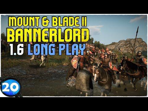 Mount & Blade II Bannerlord Deutsch 1.6 🔵 Das eigene Land verteidigen! (20) [2K]