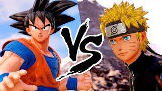 GOKU VS NARUTO : Quem Ganha? - Jump Force