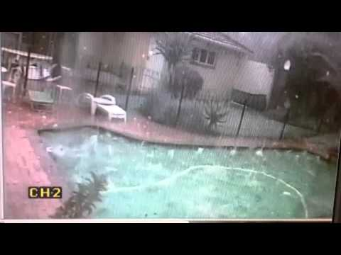 The Perfect Hail Storm Dowerglen Edenvale Part1