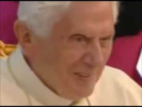 Leaked!!! : Satanic Vatican - The Pope Demon In Disguise