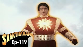 Shaktimaan - Episode 119