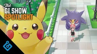 First-Hand Impressions From Pokémon: Let's Go's Reveal
