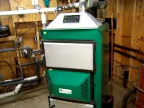 Eko Orlan Model 25 Wood Gasification Boiler (1 of 2)