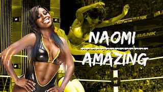 • WWE: ''Amazing'' ►Naomi {CFO$-Theme Song + Arena Effect}