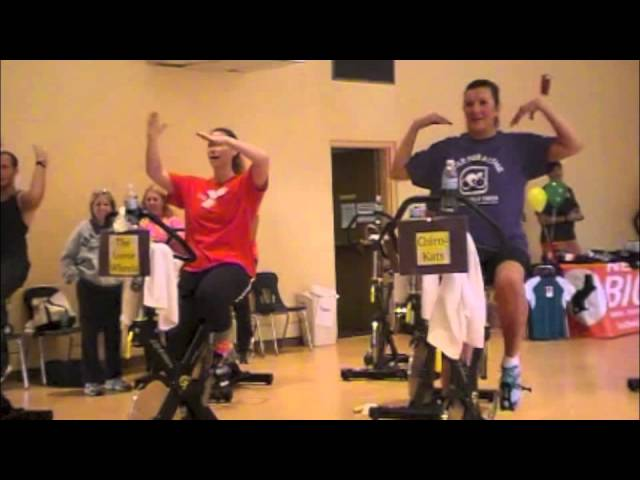 Westfield Cycle for a Cause