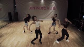 BLACKPINK - 휘파람 (WHISTLE) Dance Practice (Mirrored)