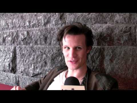 Interview with Matt Smith: Doctor Who #11