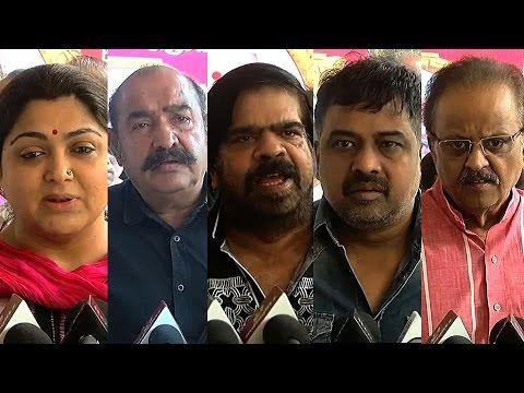 Flim News Anandan Passed Away – Tamil Cinema Pay Homeage - Red Pix
