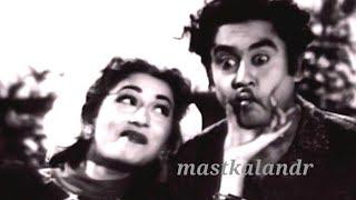 aankhon me tum,dil me tum ho..Kishore Kumar_Geeta Dutt_Shailendra_Salil Chowdhury..a tribute