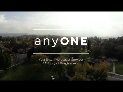 anyONE Series - Yola Entz - Holocaust Survivor