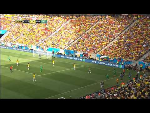 World Cup 2014   21   Colombia v Ivory Coast   19 June 2014