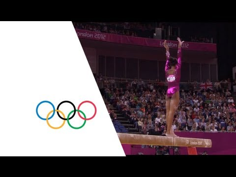 Gymnastics Artistic Women's Individual All-Around Final -  London 2012 Olympic Games Highlights