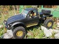 WPL C14 CRAWLER UNBOXING & MODIFICATION & FIRST TEST DRIVE