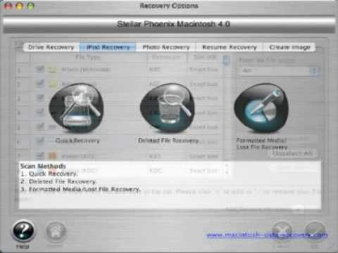 Stellar phoenix disk recovery software