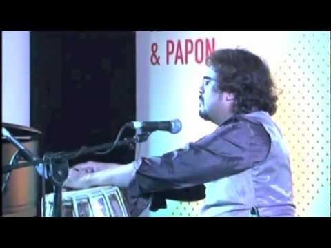 Troikala: Bickram Ghosh Rachel Sermanni & Papon - Man Bawra