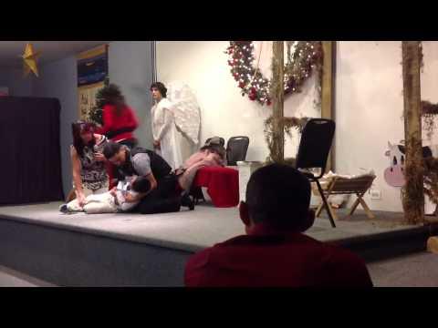 Obra Cristiana Para Navidad