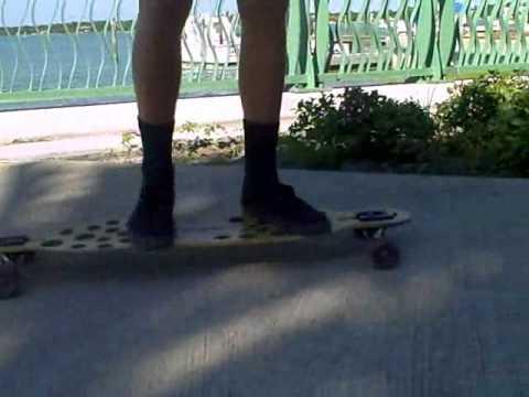 Slide Shuv Trick tip