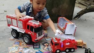 Trò Chơi Thẻ Bài Hình Yu Gi Oh ❤ ChiChi ToysReview TV ❤ Đồ Chơi Trẻ Em