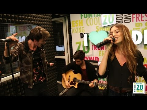 Mira ft. Kio - Dragostea nu se stinge (Live la Radio ZU)