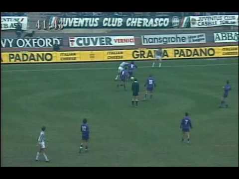 Juventus – Fiorentina 3 2 Goal Fantastico Live di Del Piero