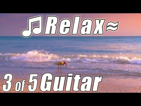 Acoustic Guitar Solo #3 Beautiful New Age Classical Spanish Instrumental Peaceful Music Musica video