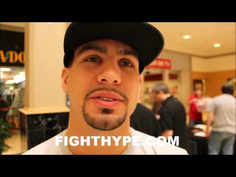 DANNY GARCIA LIKES JESSIE VARGAS CLASH; EAGER TO UNIFY AND EYES JUNE OR JULY RETURN